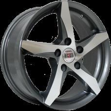 Колесные диски ALCASTA M09 5.5x14/4x100 ET43 D60.1 GMF