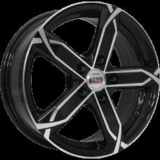Колесные диски ALCASTA M19 5.5x14/4x100 ET49 D60.1 BKF