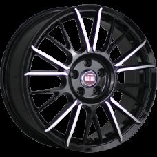 Колесные диски ALCASTA M33 5.5x14/4x100 ET39 D56.6 BKF