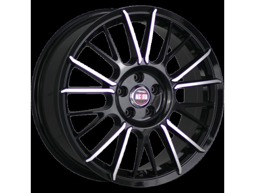 Колесные диски ALCASTA M33 6.5x16/4x100 ET36 D60.1 BKF