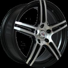 Колесные диски ALCASTA M36 6.5x16/5x114.3 ET45 D60.1 BKF