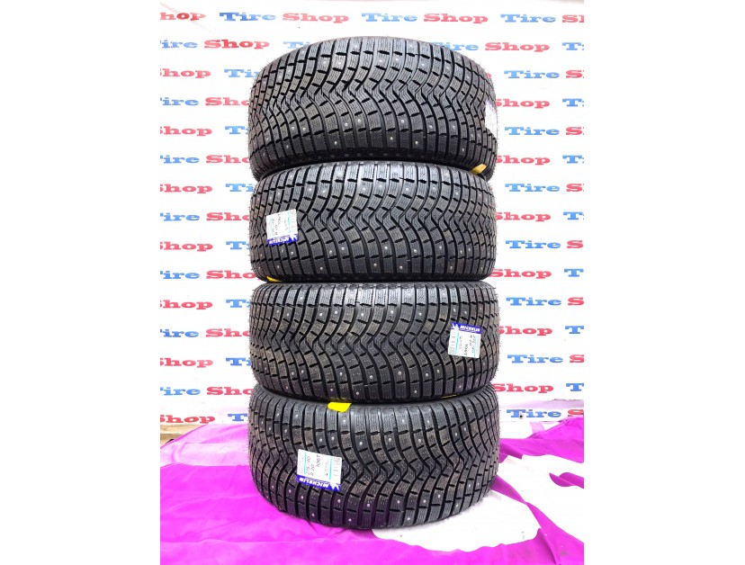 Michelin Latitude X-ICE North LXIN2+ GX 315/35R20 110T  шип